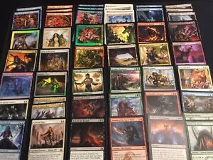 Magic the Gathering MTG card collection OBO