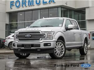 2018 Ford F-150 SUPERCREW 4X4 LIMITED