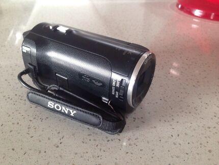 Sony handycam Video Camera Rosetta Glenorchy Area Preview