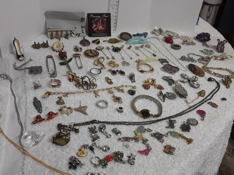 Junk Drawer Items Misc Lot. See Pictures. #B25