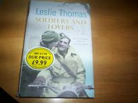 Book Soldiers And Lovers Leslie Thomas -  - ebay.co.uk