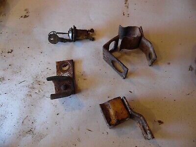 Minneapolis Moline Tractor Misc Parts