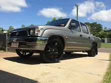 2000 Toyota Hilux Bohle Townsville City Preview