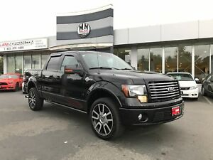 2010 Ford F-150 Harley-Davidson 4WD Fully Loaded Only 107, 000Km