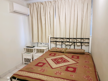 Fully furnished unit for rent