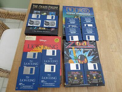 Commodore Amiga Games Bundle.