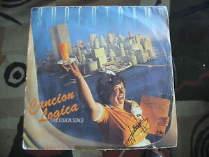 82-SUPERTRAMP-THE-LOGICAL-SONG-VINILO-SINGLE-A-amp-M-Records-AMS-6892