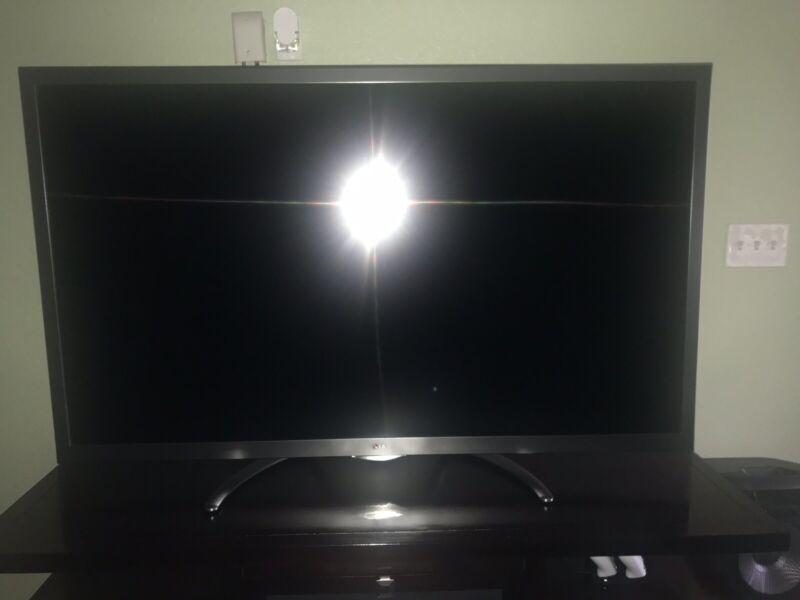 LG Google 3D TV flat screen 65 inch
