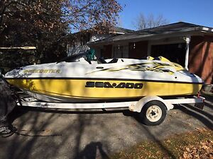 Wanted 1999 Seadoo speedster parts