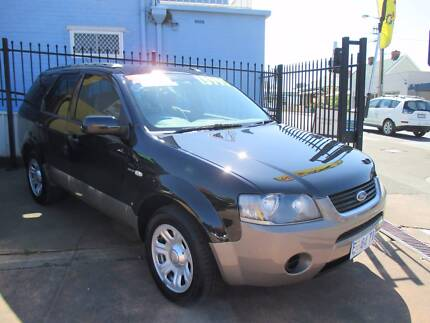 Ford Territory AWD 7 Seat AUTO Wagon North Hobart Hobart City Preview