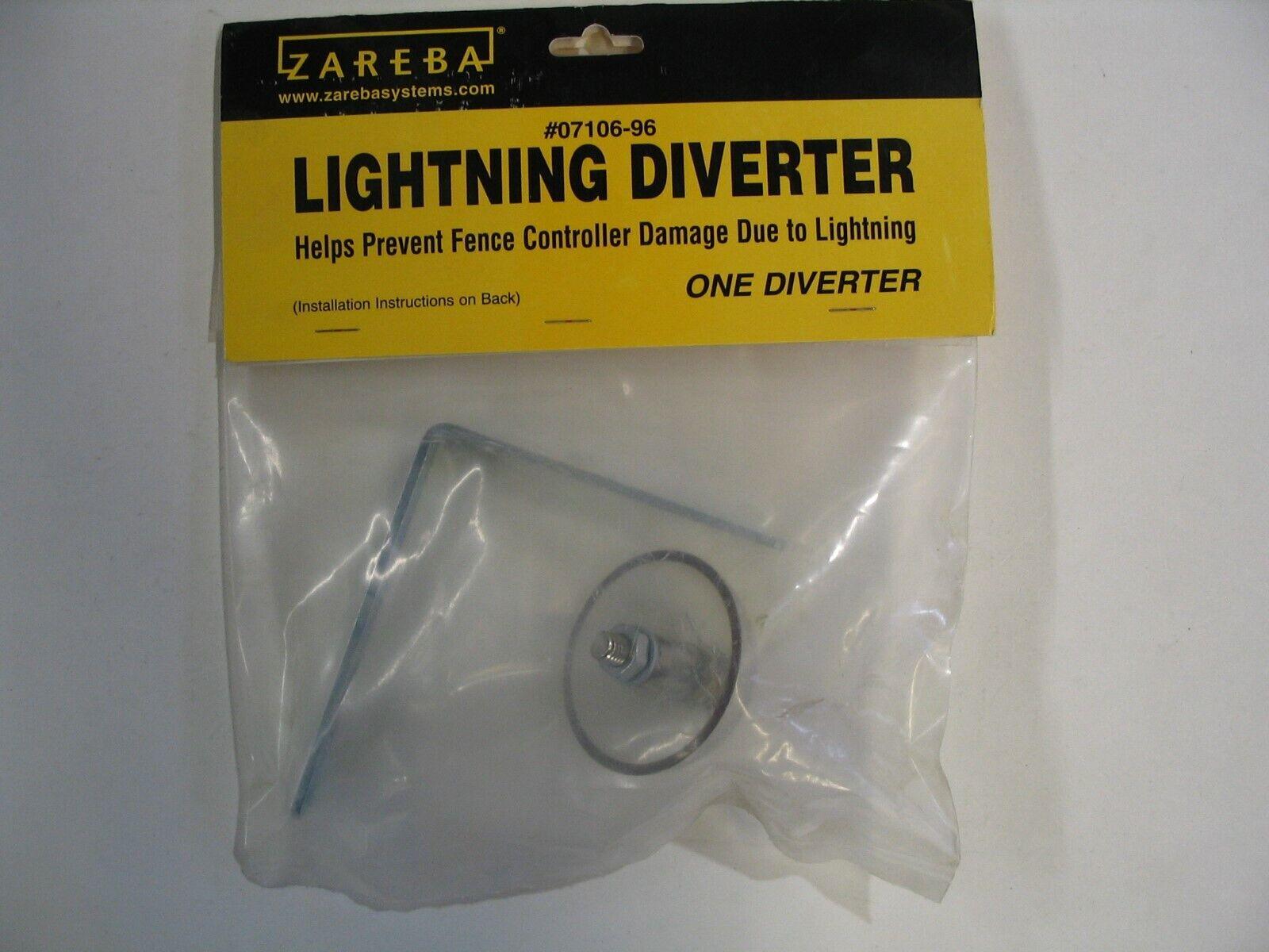 Zareba 07106-96 Premium Lightning Diverter