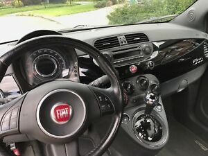 FIAT 500 SPORT 2014 BLACK $10,500 **GREAT CONDITION**