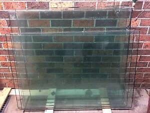 Used Glass fence for urgent sale Castle Hill The Hills District Preview