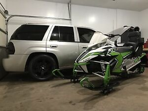 2016 Arctic Cat 5000LXR