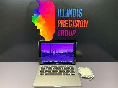 CATALINA MacBook Pro Pre-Retina 13 INTEL i5 = 16GB RAM 1TB SSD =WARRANTY OS-2019