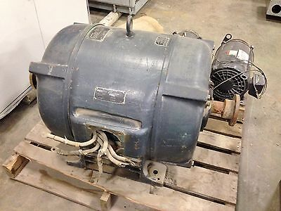 Liquidation Century 100 Hp Squirrel-cage Induction Polyphase Motor 722