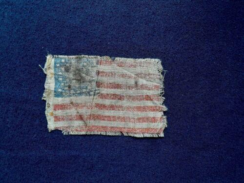 36 Star Medallion Flag, Authentic, Rare, Civil War era