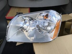 Headlight magnum 2005