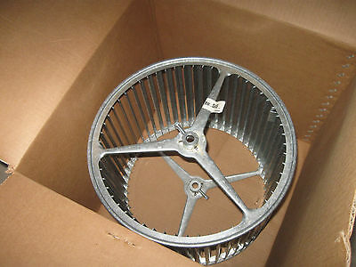 Adobeair Bw1612b Blower Wheel 16 X 12 58 Bore Fan Blade Squirrel Cage .625
