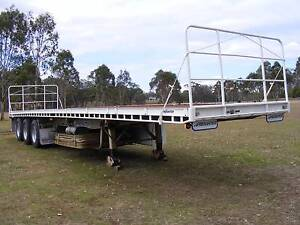 Freighter Trailer Geham Toowoomba Surrounds Preview