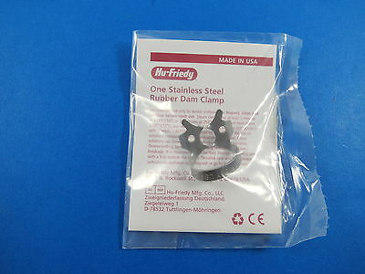 Dental Clamp Rubber Dam No 26 Rdcm26 Hu Friedy New