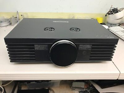 Panasonic PT-AE4000U LCD Projector WITH A NEW LAMP AND VERY GOOD CONDITION