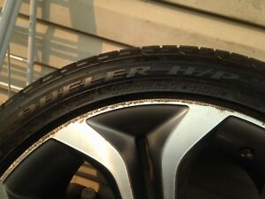 315/35r/20 2 BMW rims and tires only