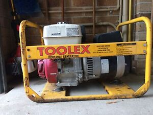 Toolex  generator South Tamworth Tamworth City Preview