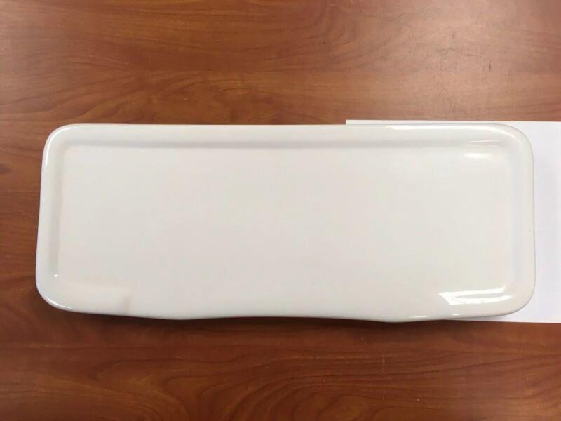 "20"" x 8""  CP C P Co. Toilet Tank Lid S81 WHITE 1966"