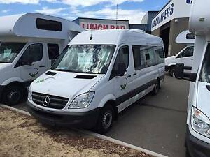 2012 MERCEDES SPRINTER ULTIMA 2 BERTH AUTOMATIC TURBO DIESEL Wangara Wanneroo Area Preview