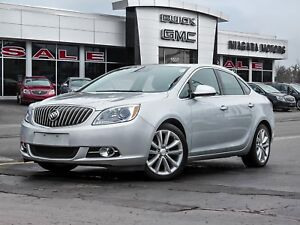 2016 Buick Verano ONE OWNER LEATHER EDITION