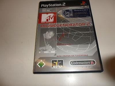 PlayStation 2  MTV Music Generator