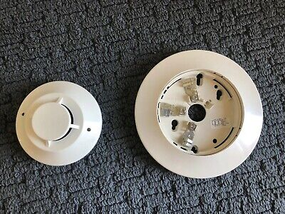 System Sensor 2251b Photo Smoke Detector With B210lp Base Free Shipping