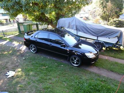 2005 Mitsubishi Lancer (Great 1st car) Gympie Gympie Area Preview