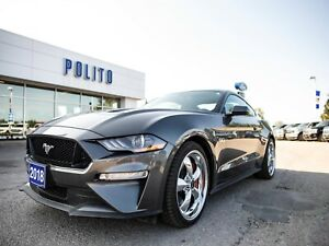 2018 Ford Mustang GT Premium Coup