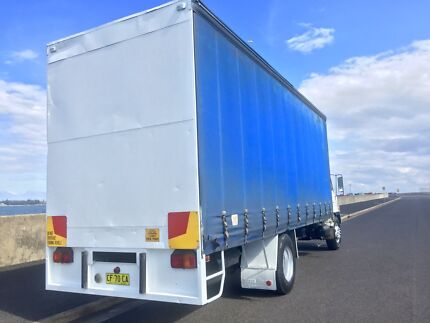 12 PALLET TAUTLINER/CURTAINSIDER BODY  Wolli Creek Rockdale Area Preview