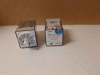Finder Relay 10a 250v 24v Dc 60.12.9.024.0040