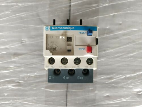 Schneider Electric Telemecanique TeSys LRD12 thermal overload relays