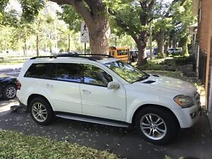 Mercedes gl 320 diesel v6 3.2 fully loaded