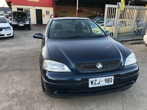 2002 Holden Astra, Automatic, Low Kms.   Pooraka Salisbury Area Preview