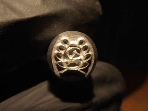 Punch Steel Stamping hammer and sickle in a wreath for Mosin nagat