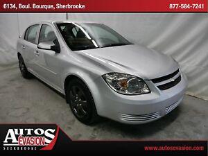 2010 Chevrolet Cobalt LT + AUTOMATIQUE + BAS KILO + A/C