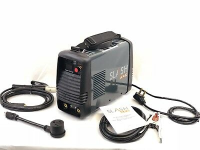 Sale Slasharc Dc 160 Amp Dual Voltage Input Stick Welder Package 1 Yr Warranty