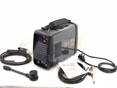 Sale Slasharc Dc 160 Amp Dual Voltage Input Stick Welder Package 1 Yr Warranty
