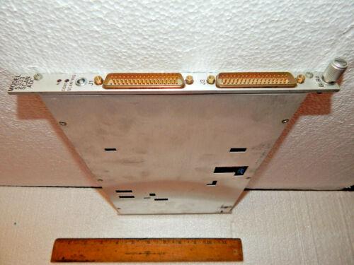 BiRa 5333 Scan ADC CAMAC Module, Plug-In