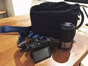 Sony a6000 with a ton of accessories! As new!! Fitzroy Yarra Area Preview