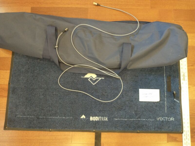 "BodiTrak Golf Pressure Mat 44"" with PC software"