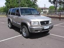 2001 Holden Jackaroo Wagon Murrumbeena Glen Eira Area Preview
