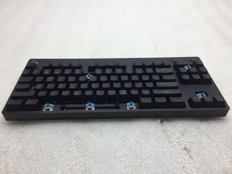 Logitech G Pro Tenkeyless RGB Mechanical Gaming Keyboard w/ GX Blue Switches