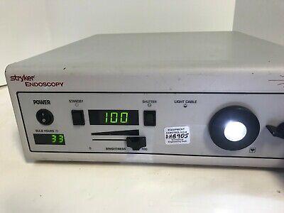 Stryker X6000 Light Source Refurbished 30 Days Warranty